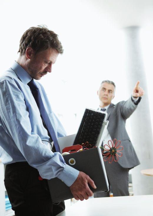 Firing a Bad Employee
