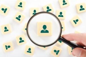 Review social media accounts when hiring