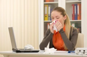 Flu Season at Work