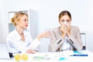 Flu Season in the Office